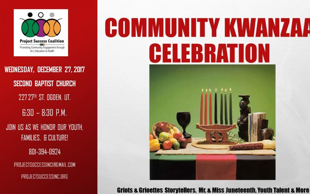 Community Kwanzaa Celebration